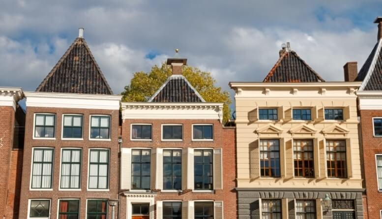 Herenhuizen in Amsterdam
