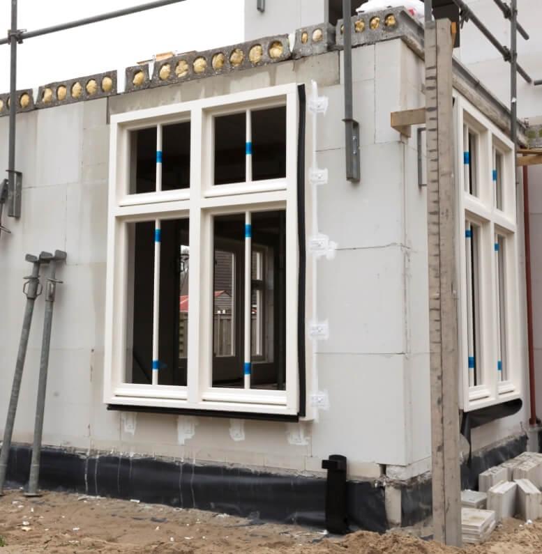 Vloerverwarming voor nieuwbouw